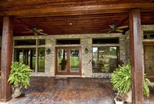 Outdoor living spaces / by Krissy