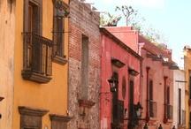 San Miguel de Allende.......my favorite place / by Sara Yzaguirre