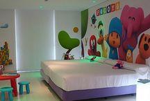 Hoteles para niños / Descubre los mejores hoteles creados especialmente para disfrutar con los más pequeños