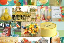 carousel children's party
