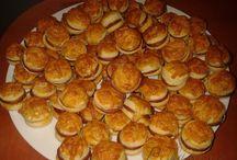 slané koláčky