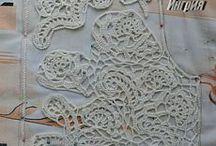 crochet renda
