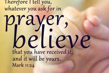 Prayers & Verses