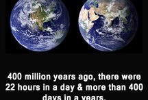 Earth Interesting Facts