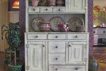Miniatures furnitures