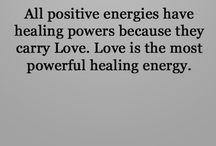 Healing/Positive Energy