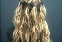 Beautiful Hair Ideas / by Shay Hurlocker