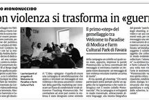 rassegna stampa / press review