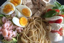Healthy food / My eating habits