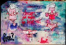 Minifreakz. Art revolution.
