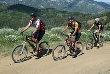 Mountain Bike Sun Valley, Idaho / by Karen Kefauver
