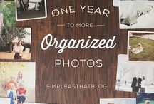 One Year to Organized Photos / Taking photos is really the first step in preserving your precious family memories. Organizing and making sure your treasured photos are safe and accessible is a legacy you'll leave to your family.