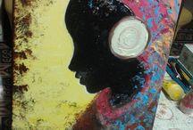 Miei dipinti