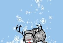 Christmas / by Jodie Stephenson