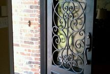 Entryways / by Megan Guffey