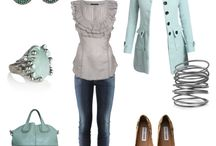 CLOTHES / by Snobdra Peabody