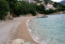 Croatia Makarska Riviera beaches / Some of the best Makarska Riviera beaches, and not only in Croatia, but in the world.