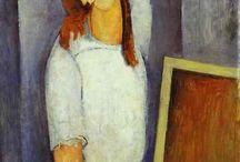 Pintor Modigliani