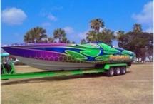 Boat, Jet Ski, Four Wheeler & Automotive Wraps