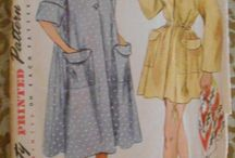 Sew-Vintage Patterns / by Brantlea Newbery