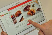 Tablet Menu / Tablet Menu, restoranlar, kafeler ve barlar için hazırlanmış digital tablet menü yazılımıdır. A Dine Menu, bir tablet yemek menüsü anlamına gelmektedir.