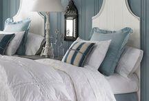 Blue & White / by Leslie Rehlaender