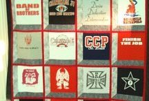 T_shirt quilts