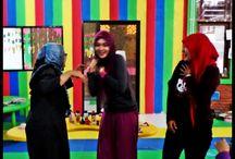 mini OOM + Beauty Demo / @ Sekolah Alam Insan Mulia, Surabaya 23 November 2013