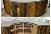 Church Decor & Stage Ideas / by Debi Baker