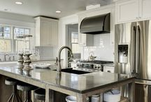 Staging jobs I have done / I use some of my inventory to stage homes in the DC/VA area that are going on the market