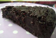 Torta bulgara chocolate