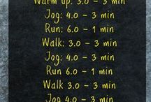 Fun workout ideas if you ever run out :)
