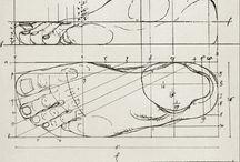 Anatomy - Feet / Drawing feet