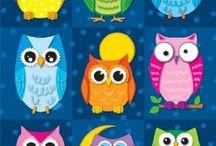 pöllöjä/owls