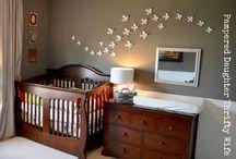 Nursery Ideas / by Amber Burke
