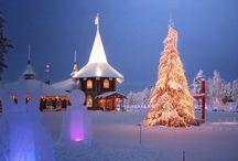 Santa Claus Holiday Village / Photos and videos about Santa Claus Holiday Village in Rovaniemi in Finnish Lapland