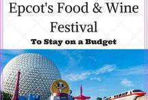 Walt Disney World / Travel Tips + Information on the Most Magical Place on Earth, Walt Disney World!