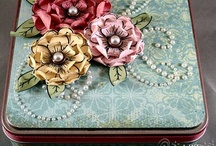Paper Flowers / by Lisa Young-Folley