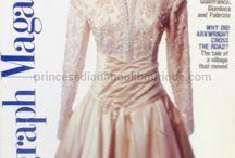 Rare Magazine Covers / Princess Diana