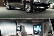 Range rover - Mercedes