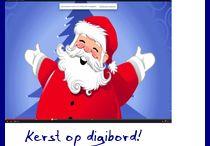 Kleuter kerst. / Thema kerst voor kleuters.