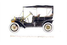 Automóvil viejos