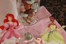 sweet table princess
