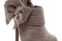 High heel boots
