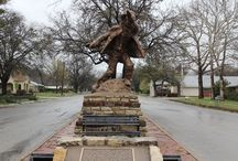 Texas Destinations- Hico / Hico, Texas is a tiny Texas town with a whole lot going on. Known as the town who believes that Brushy Bill Roberts who died in Hico was in reality infamous outlaw Billy the Kid.