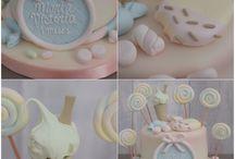 Sugarcraft / Bolos e doces com arte - Sugarcraft