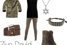 ziva david style