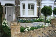 Front garden/kerb apeal