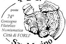 2017: Marcofilia, annulli speciali / La collezione di annulli speciali realizzati nel corso del 2017.