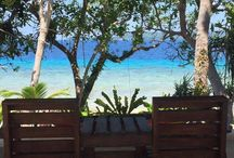 Island View Cottages on Aore Island / Private beachfront cottages for holiday rental